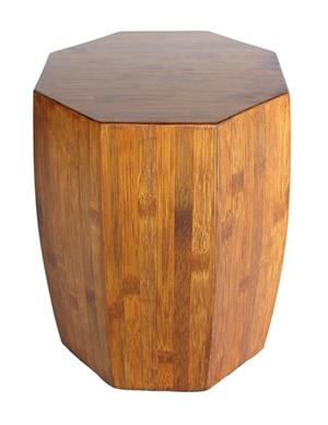 "STUMP stool - ""cherry"""