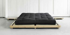 Dock bed frame 160x200 NATURAL FSC ®