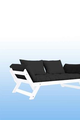 BEBOB sofa white lacquered FSC ® daybed