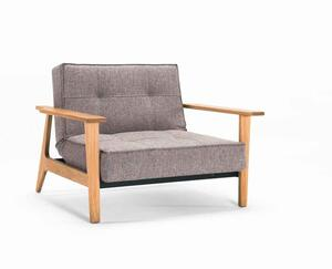 Splitback chair FREJ nature oak