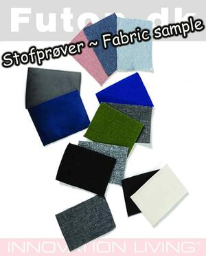 Fabric samples from Innovation Living / textiles