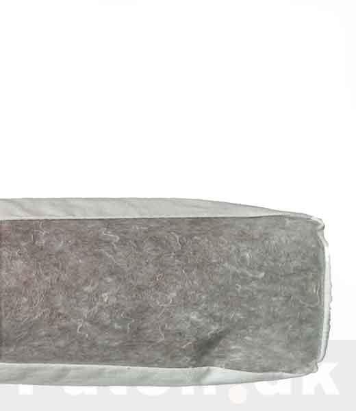 futon 124 h r 100x200 natural 4 lag tilbud dkk. Black Bedroom Furniture Sets. Home Design Ideas