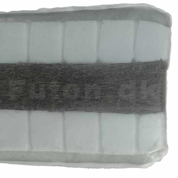 futon 500 180x200 latex kokus uld natural offer. Black Bedroom Furniture Sets. Home Design Ideas