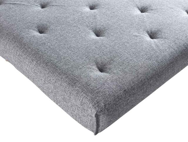 SOFT spring mattress 140x200 natural color