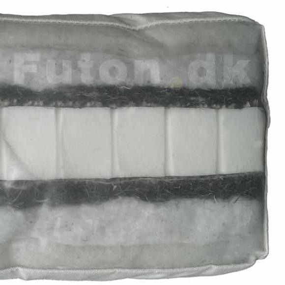 futon 455 180x200 latex hesteh r bomuld uld kr. Black Bedroom Furniture Sets. Home Design Ideas
