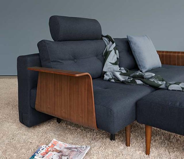 Alle nye FLIP headrest - nakkestøtte XXX Tilbud 1.035,00 DKK UZ11