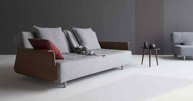 LONG HORN sofa granit TWIST 565