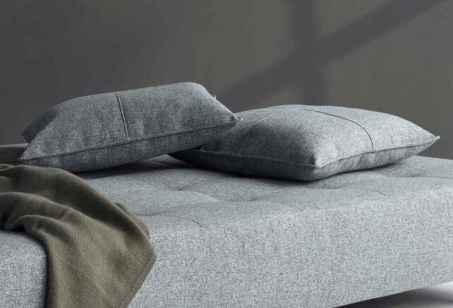 DELUXE Cushions - Granite TWIST set 2 ps.