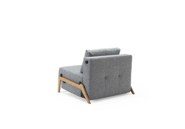 CUBED wood chair 90