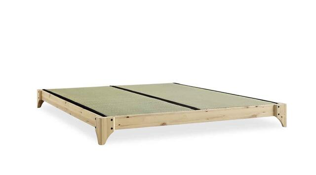 ELAN BED FRAME 180x200 natural