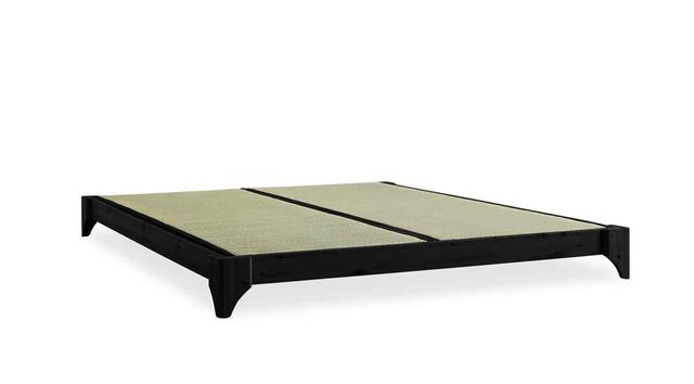 ELAN BED FRAME 140x200 black