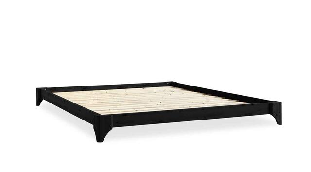 ELAN BED FRAME 180x200 black