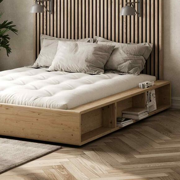 Ziggy bed 140x200 pine FSC ®