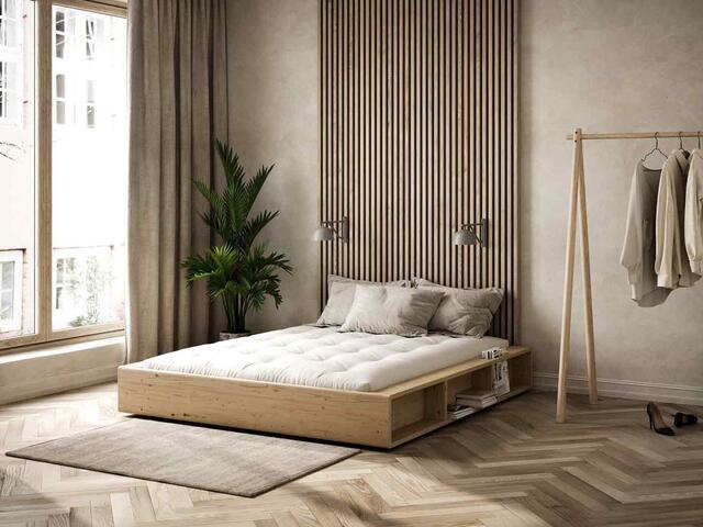 Ziggy bed 160x200 pine FSC ®