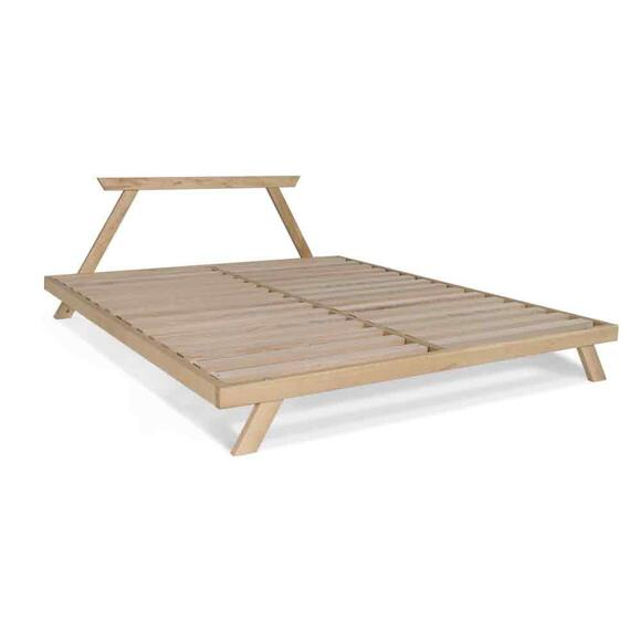 Allegro bed frame 120x200 solid beech
