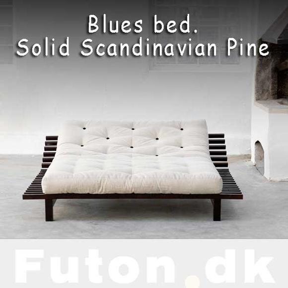Blues bed frame 140x200 FSC ®