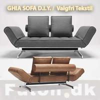 GHIA Daybed chrom DIY