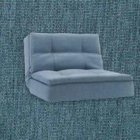 DUBLEXO chair MADRAS Dess.558 indigo