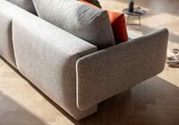FRODE sofa with armrests