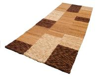 Rug - waterhyacinth and cotton. Size 90x240 D