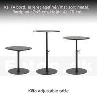 KIFFA table adjustable height