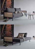 Narvi sofa bed 577 Kenya Dark Grey
