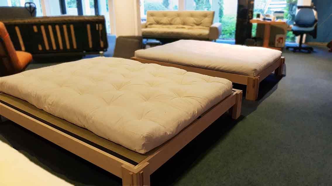 tokyo seng 120x200 tilbud dkk. Black Bedroom Furniture Sets. Home Design Ideas