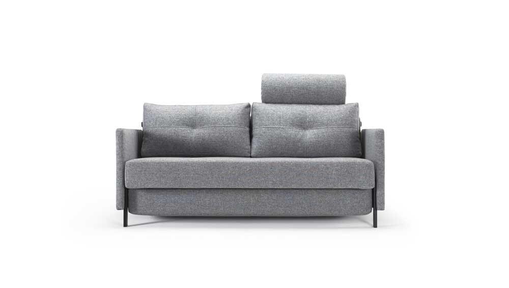 Cubed Arm Sofa 160x200 Offer 10 120 00 Dkk