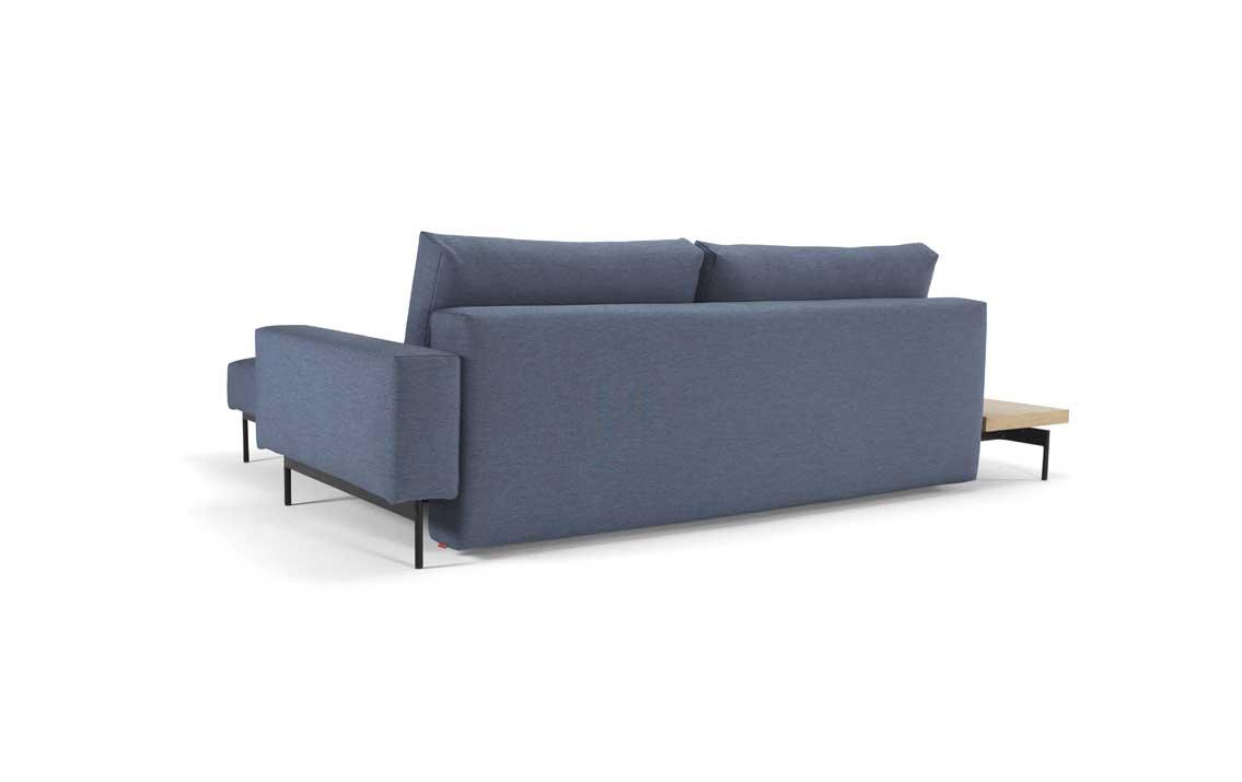 Bragi sofa 1 arm 1 bord xxx vendbar dkk for One armed couch name