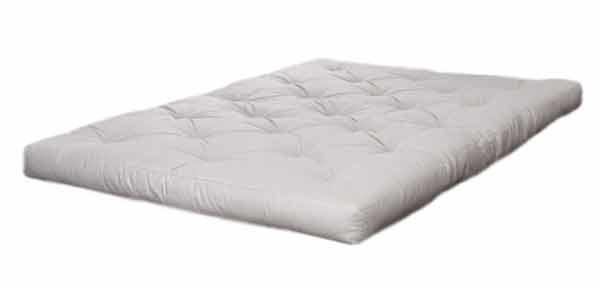 futon 250 coco 120x200 kokos bomuld offer. Black Bedroom Furniture Sets. Home Design Ideas